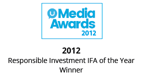 Ruth Whitehead Associates - Responsible Investment IFA of the Year - Winner