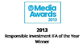 Ruth Whitehead Associates - Media Awards winner 2013