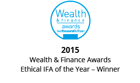 Ruth Whitehead Associates - Wealth & Finance Award