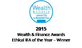 Ruth Whitehead Associates - Wealth & Finance Award