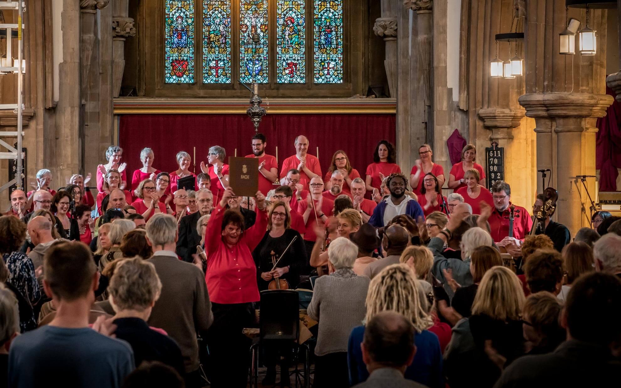 RWA - Ruth Whitehead and Chorus of Dissent
