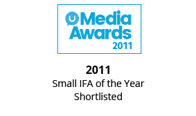2011 Media Awards Small IFA logo