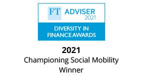 FT Adviser Award